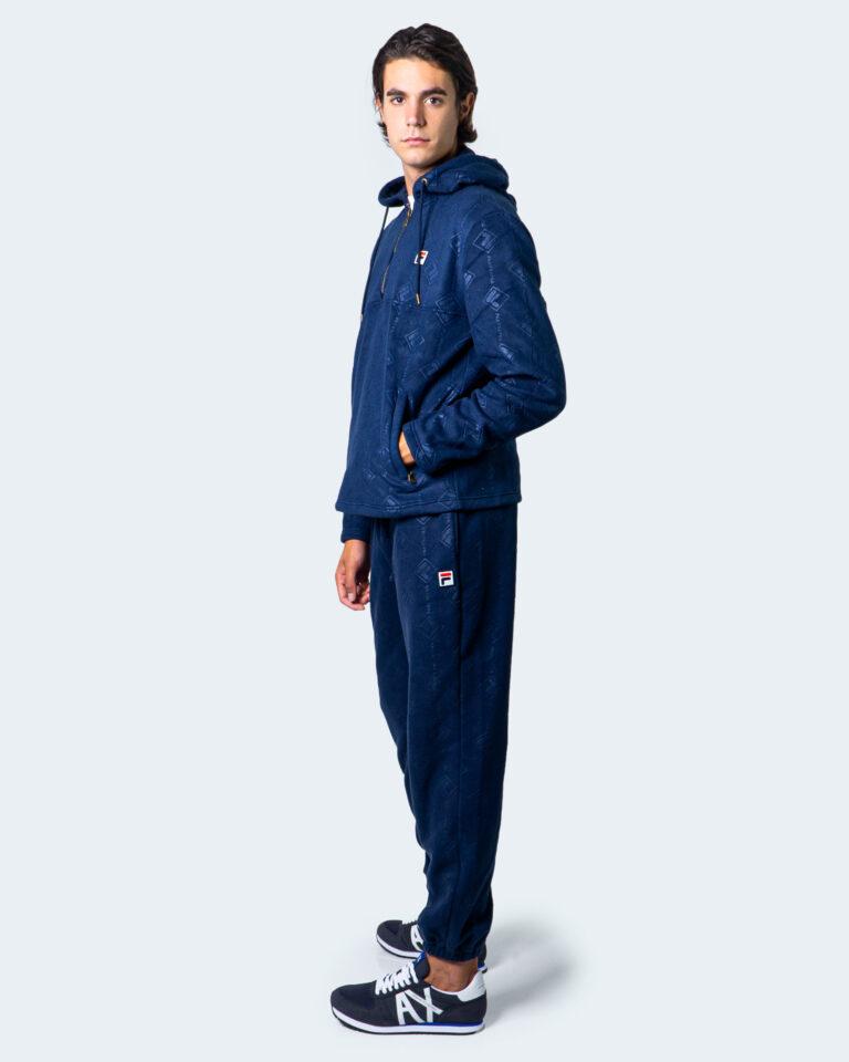 Pantaloni sportivi Fila HASTIN PANT Blue scuro - Foto 2