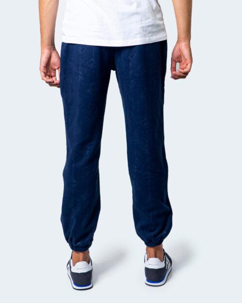 Pantaloni sportivi Fila HASTIN PANT Blue scuro - Foto 3