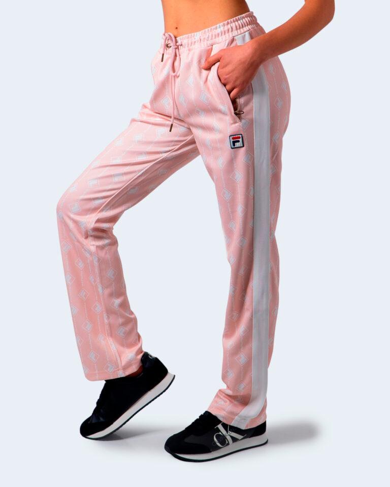 Pantaloni sportivi Fila Hamo Rosa - Foto 1