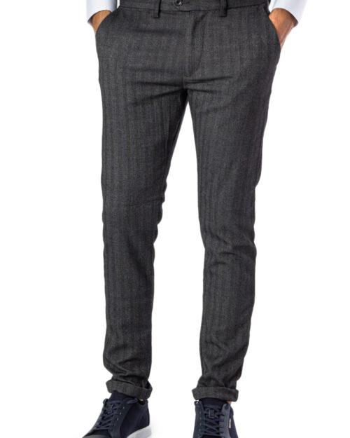Pantaloni slim Jack Jones Marco Connor Akm 769 Herring Noos Grigio Scuro – 31112
