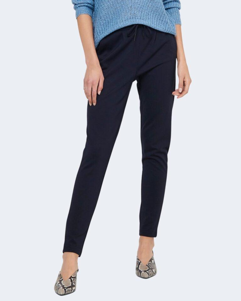 Pantaloni Only Poptrash Blu - Foto 1