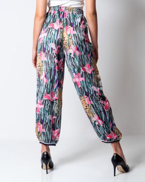 Pantaloni Only SONIA PRINTED PANTS WVN Blu – 41988