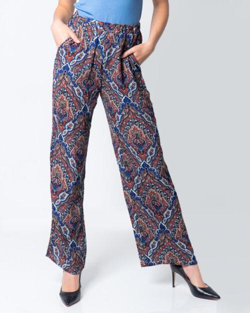 Pantaloni a palazzo Only VIDE WIDE PANT WVN Blu - Foto 1