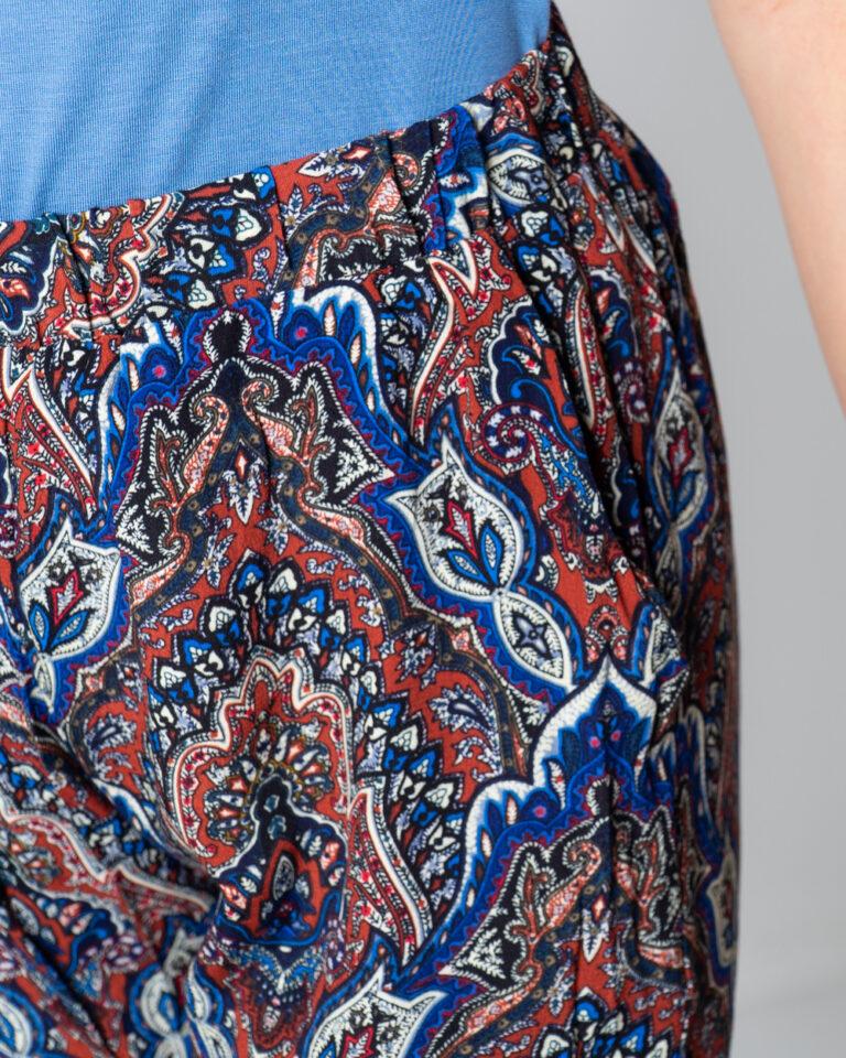 Pantaloni a palazzo Only VIDE WIDE PANT WVN Blu - Foto 3