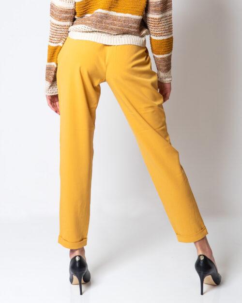 Pantaloni Only Sica HW Paperbag PNT Giallo – 45436