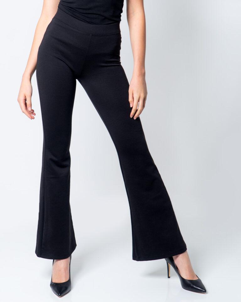 Pantaloni bootcut Only fever Nero - Foto 1
