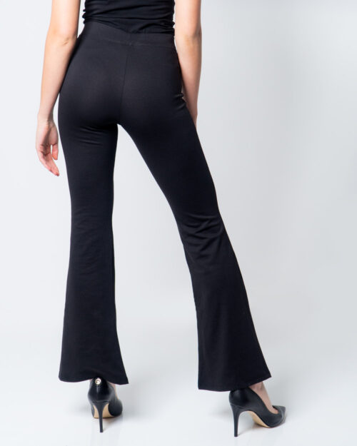 Pantaloni bootcut Only fever Nero - Foto 3