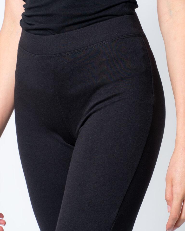 Pantaloni bootcut Only fever Nero - Foto 4