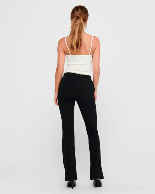 Pantaloni bootcut Only ROCKY MID FLARED PANT TLR NOOS Nero – 59549