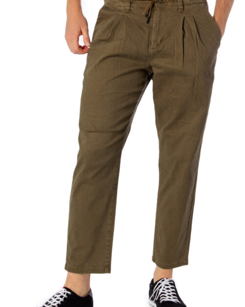 Pantaloni con cavallo basso Only & Sons LEO AOP WASHED PK 3724 Beige – 34449