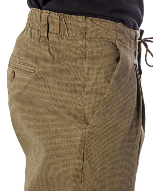 Pantaloni con cavallo basso Only & Sons LEO AOP WASHED PK 3724 Beige - Foto 4