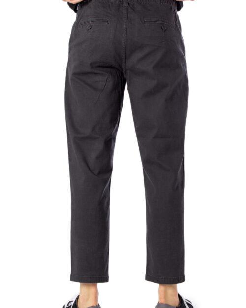 Pantaloni con cavallo basso Only & Sons LEO AOP WASHED PK 3724 Grigio - Foto 3