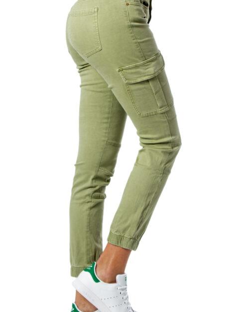 Pantaloni super skinny e skinny Only MISSOURI Verde Oliva – 39647
