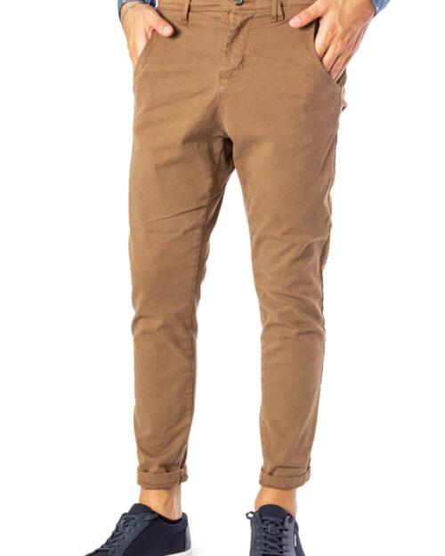 Pantaloni slim Over-d CHINO Beige scuro – 36469