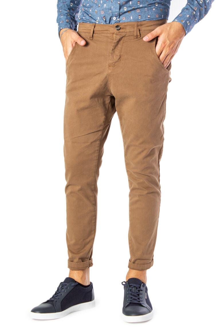 Pantaloni slim Over-D CHINO Beige scuro - Foto 1