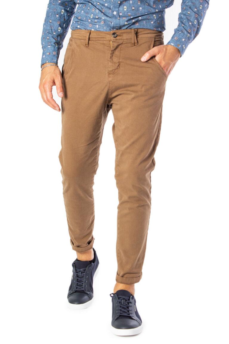 Pantaloni slim Over-D CHINO Beige scuro - Foto 2