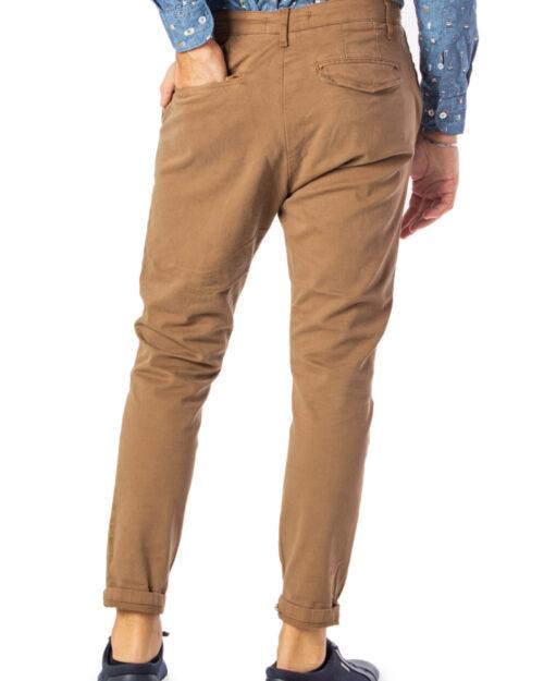 Pantaloni slim Over-D CHINO Beige scuro - Foto 3