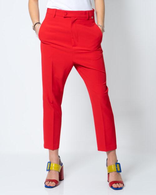 Pantaloni a sigaretta Please CLASSICO Rosso – 42501