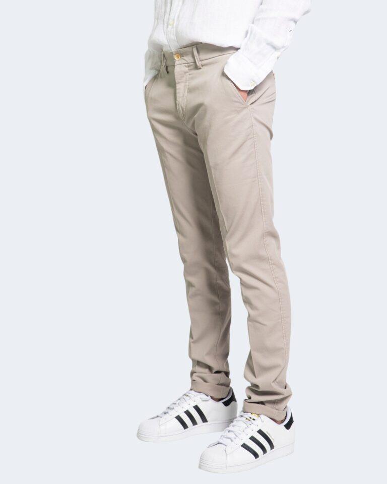 Pantaloni Harmont&Blaine NARROW Beige - Foto 1