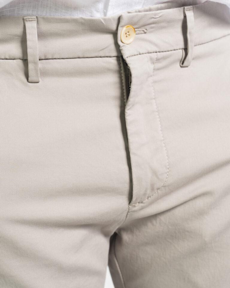 Pantaloni Harmont&Blaine NARROW Beige - Foto 4