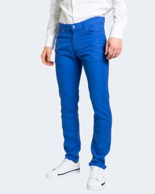 Pantaloni Harmont&blaine BASICO NARROW Blu Chiaro – 67558