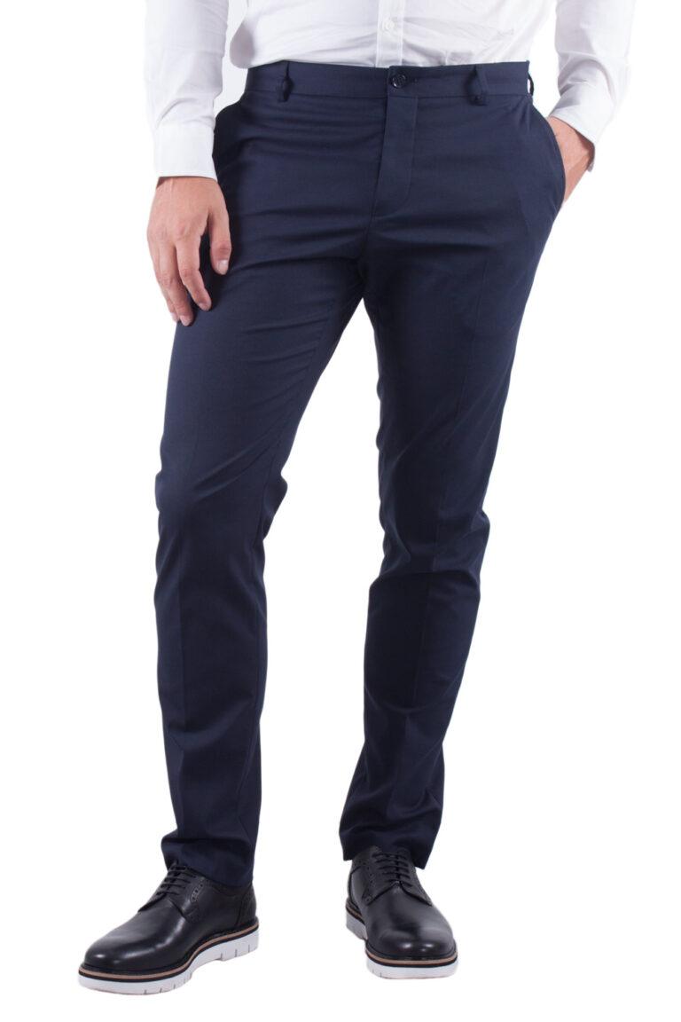 Pantaloni Selected 16051395 Blu - Foto 1