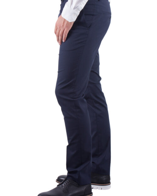 Pantaloni Selected 16051395 Blu – 9713