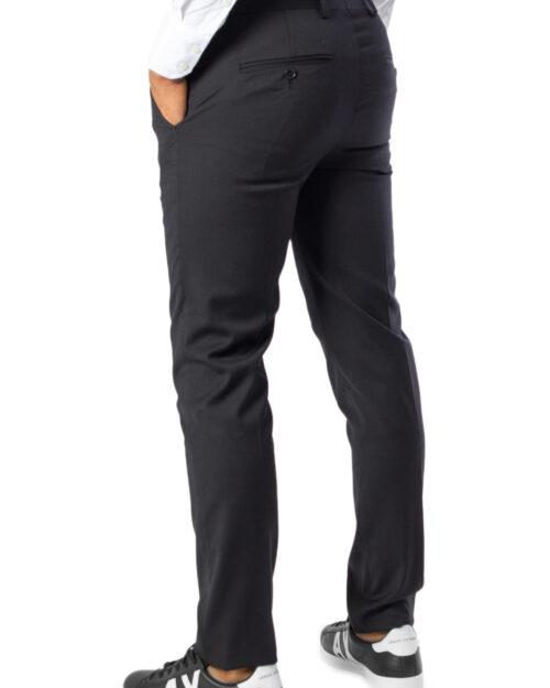 Pantaloni slim Selected Mylobill Black Trs B Noos Nero – 36665