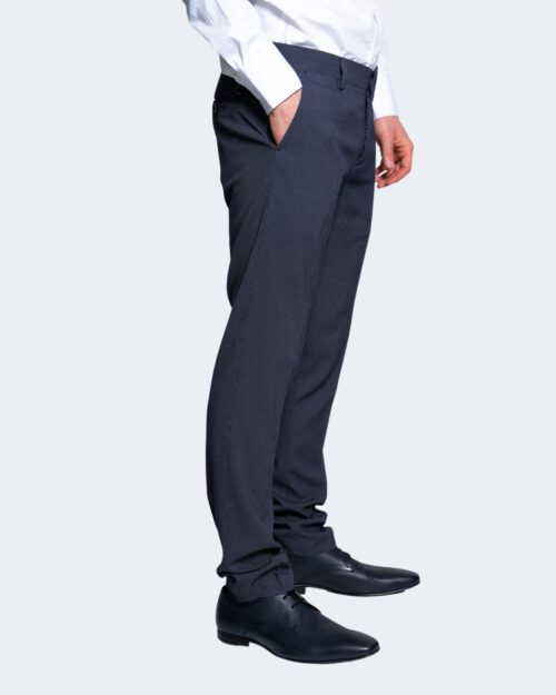 Pantaloni slim Antony Morato BONNIE SLIM FIT Blue scuro – 62982