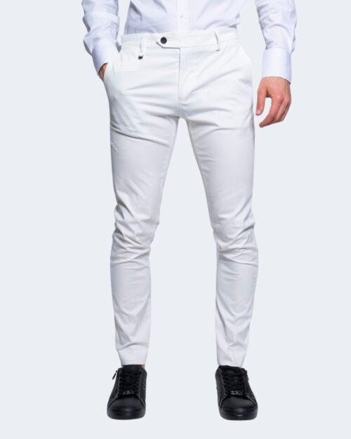 Pantaloni slim Antony Morato BRYAN SKINNY FIT Crema – 63512