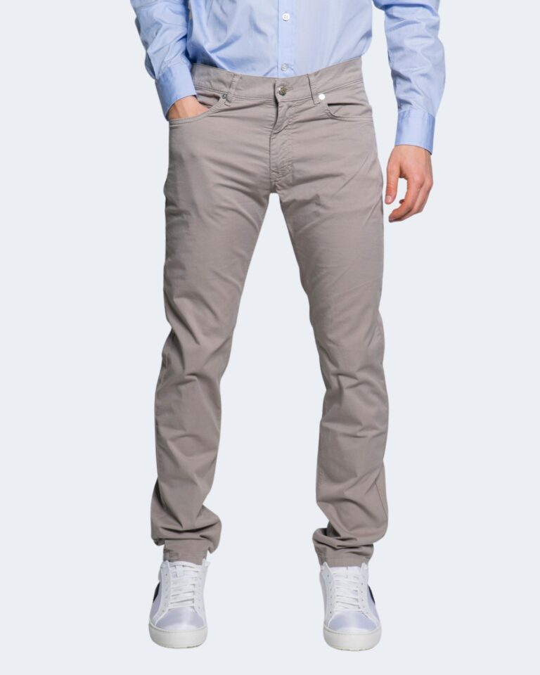 Pantaloni Harmont&Blaine BASICO Beige - Foto 1