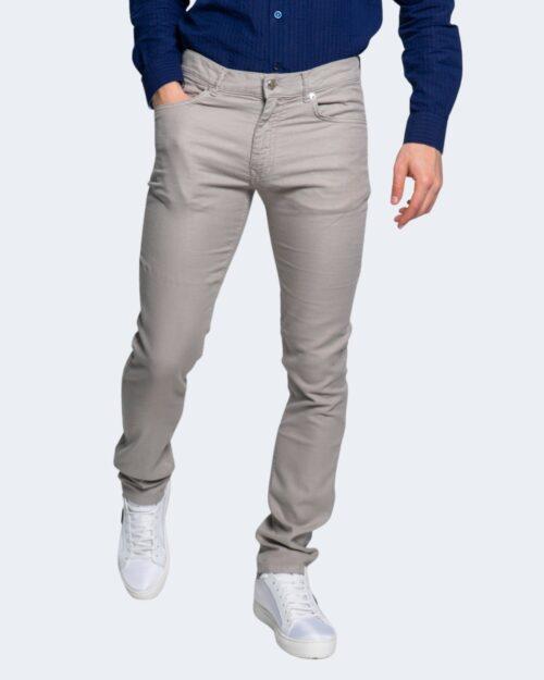 Pantaloni slim Harmont&blaine 5 TK BASICO Beige – 66832