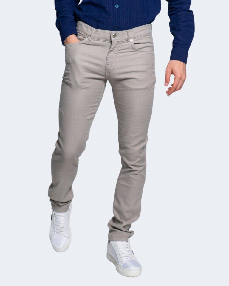 Pantaloni slim Harmont&Blaine 5 TK BASICO Beige - Foto 1