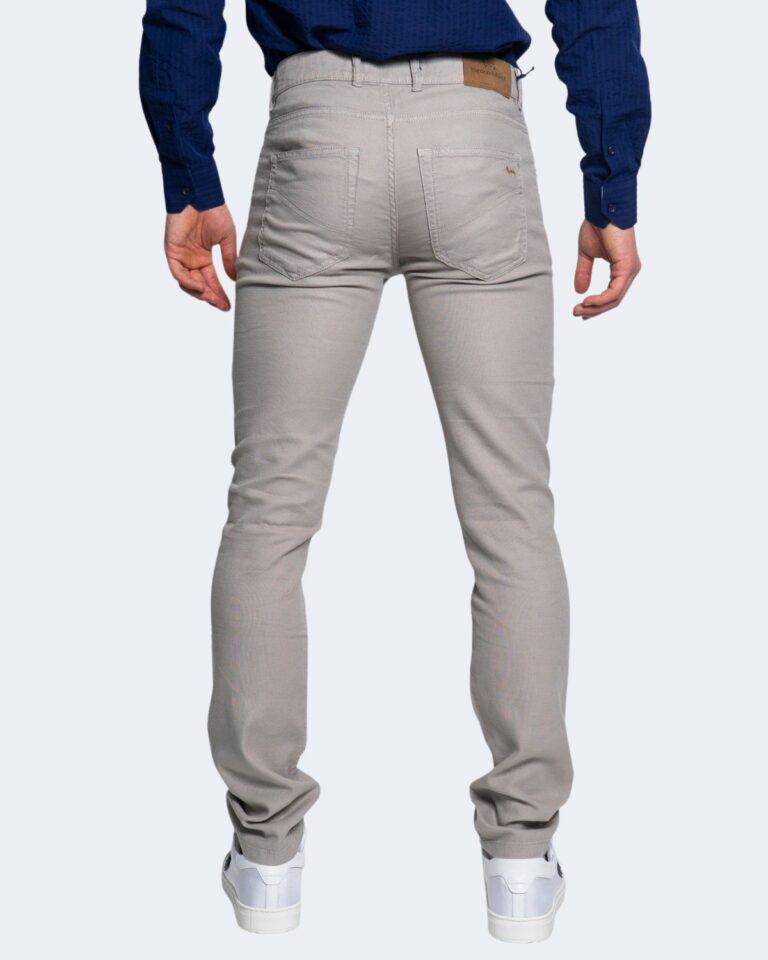 Pantaloni slim Harmont&Blaine 5 TK BASICO Beige - Foto 4