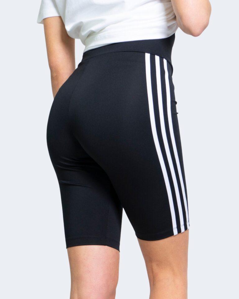 Pantaloni sportivi Adidas BIKER Nero - Foto 2