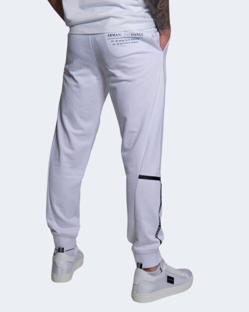 Pantaloni sportivi Armani Exchange TROUSER Bianco – 65134