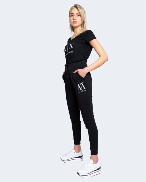 Pantaloni sportivi Armani Exchange TROUSER Nero – 65156