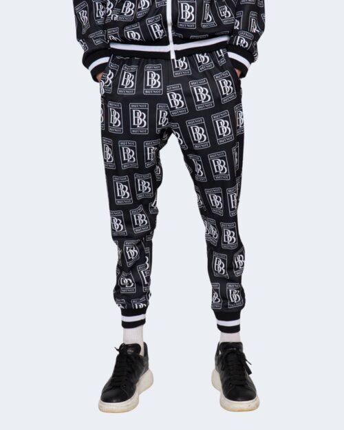 Pantaloni sportivi But Not MONOGRAMMA Nero – 67081