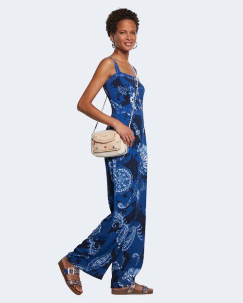 Salopette pantaloni Desigual PATRICIA Blu – 65733