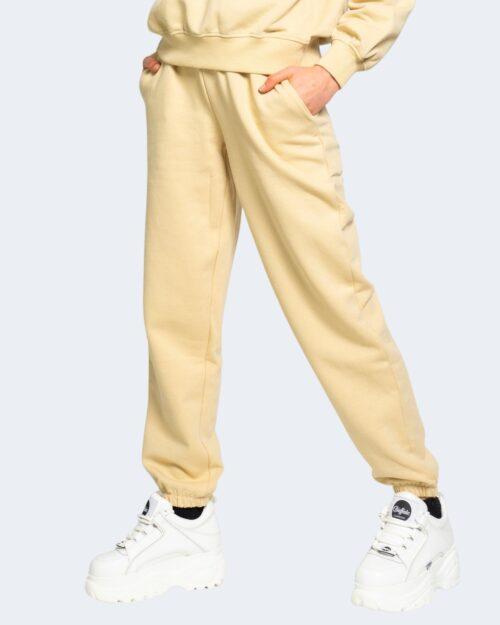 Pantaloni sportivi Only WANTED SWEAT Beige – 67800