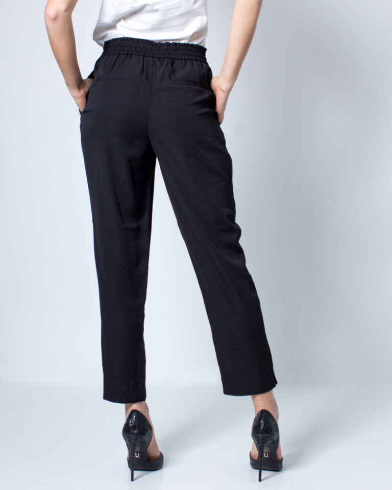 Vila Clothes Pantaloni a sigaretta IRIS RWRE 7/8 PANT - NOOS 14052528 - 2