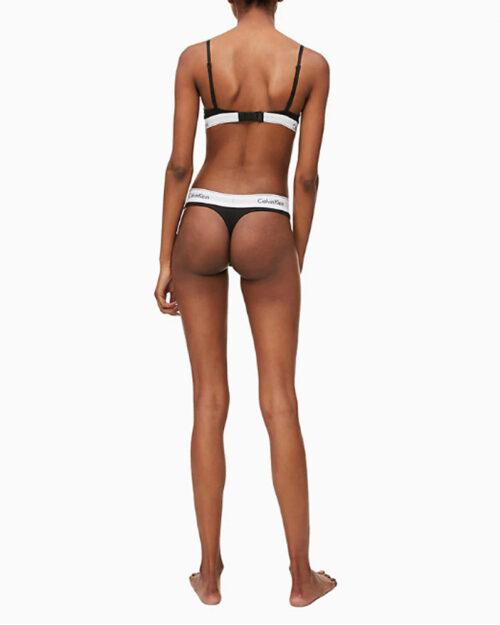 Calvin Klein Underwear|calvin Klein THONG Nero – 13909