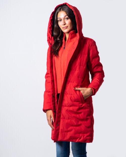 Piumino Desigual PADDED ANYA Rosso – 45485