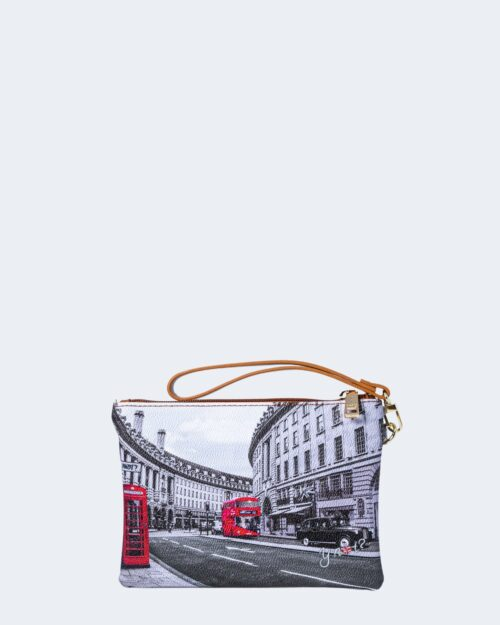 Pochette Y Not? POCKET HANDLE SMALL Londra – 63933