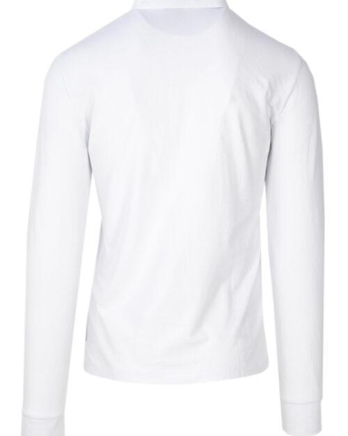 Polo manica lunga Armani Exchange – Bianco – 21607