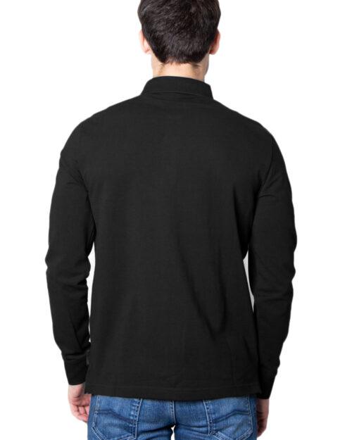 Polo manica lunga Armani Exchange – Nero – 21607