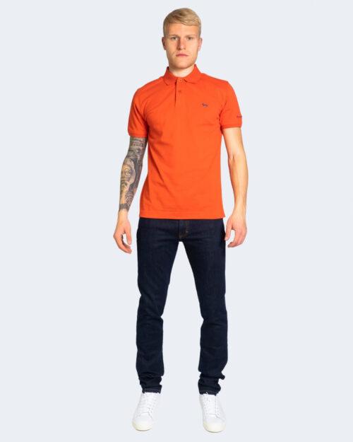 Polo manica corta Harmont&blaine – Arancione – 70285