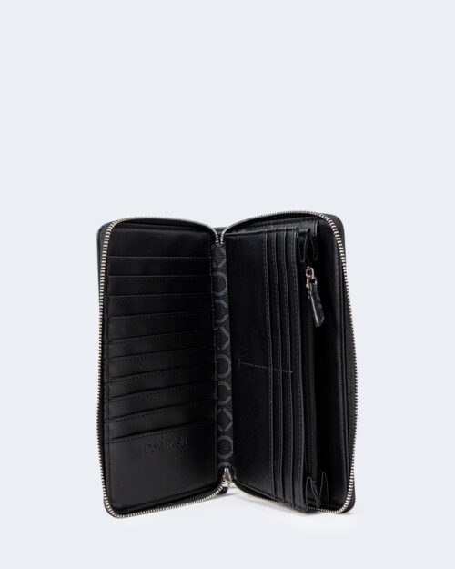 Portafoglio grande Calvin Klein Z/A WALLET Nero – 64808