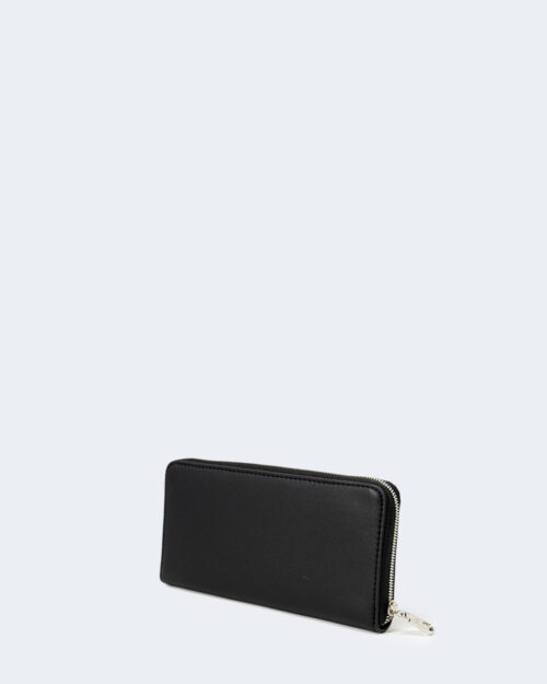 Portafoglio grande Calvin Klein ZIP AROUND Nero – 64784
