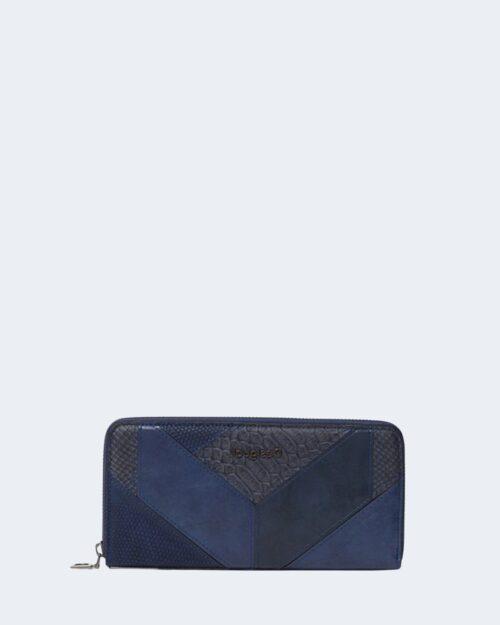 Portafoglio grande Desigual AVA FIONA Blu – 66025